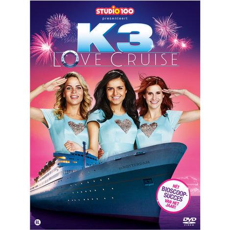 Dvd K3: Love Cruise