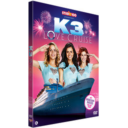 K3 DVD - Love Cruise