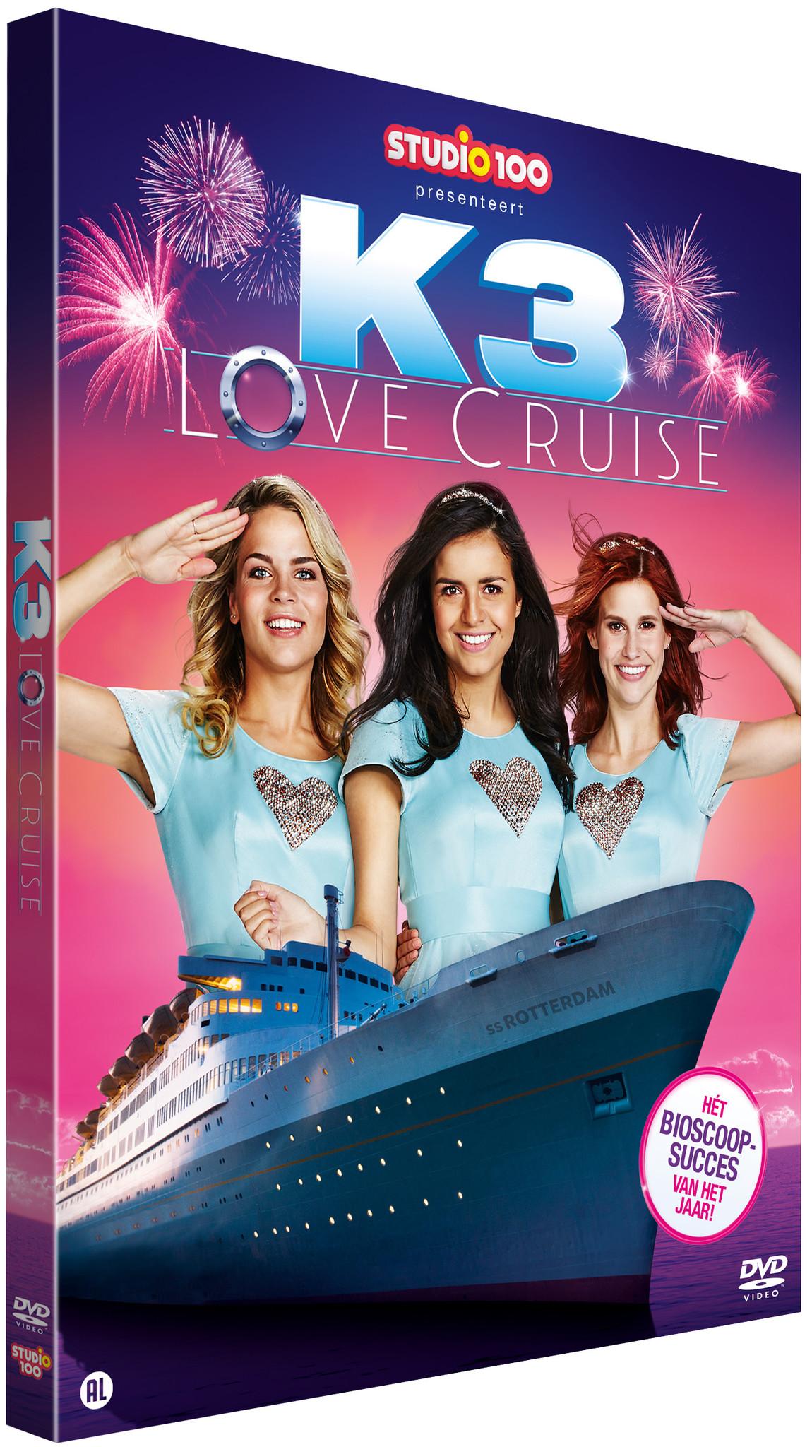 K3 DVD - Love Cruise