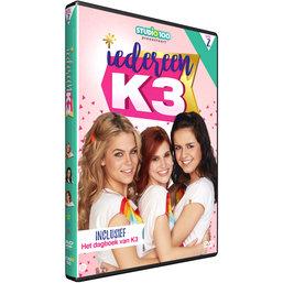 K3 DVD - Iedereen K3 vol. 2