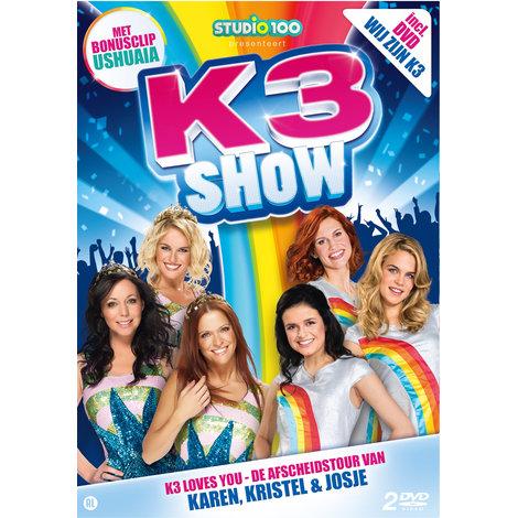 K3 2-DVD box - K3 loves you