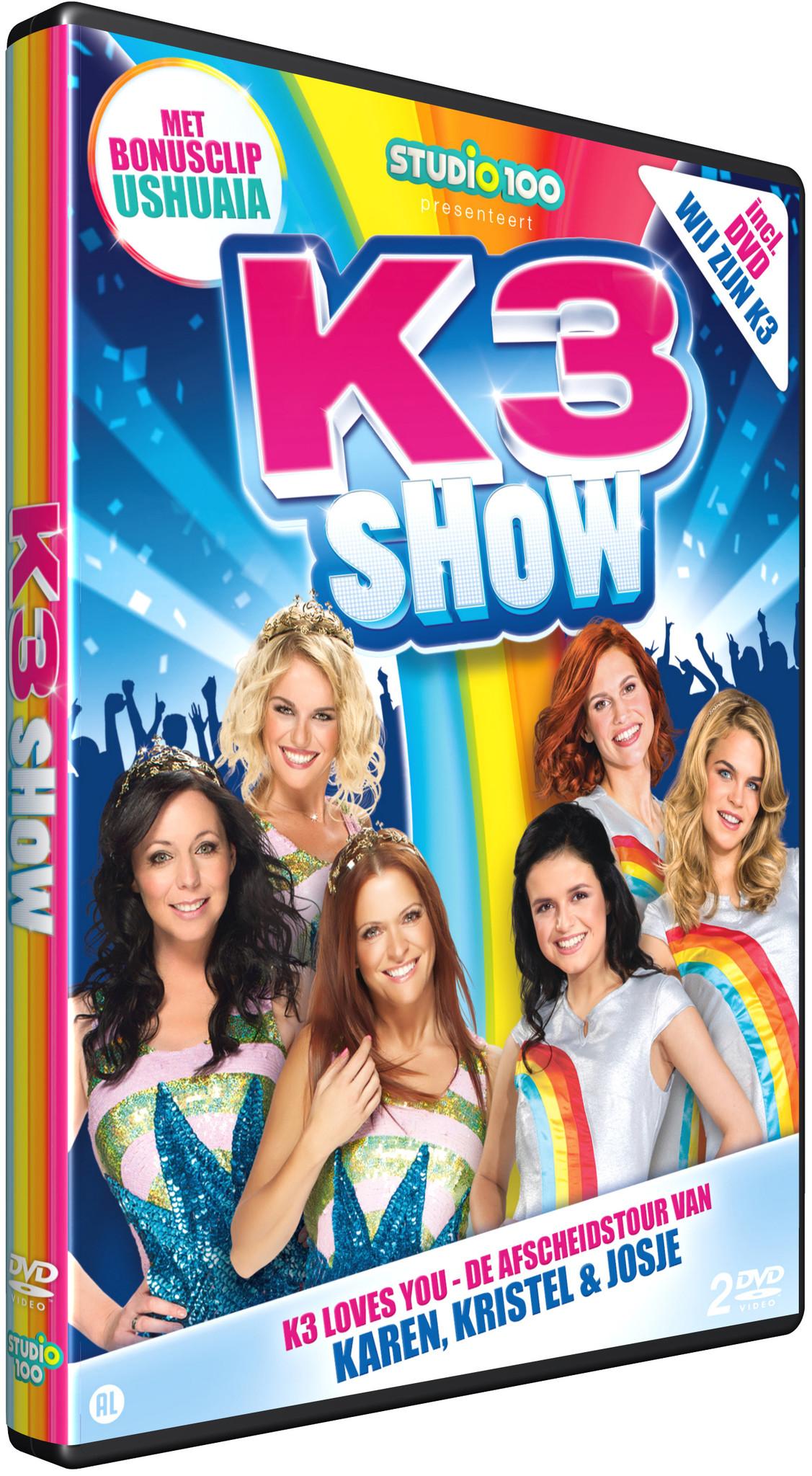 Dvd K3: K3 loves you