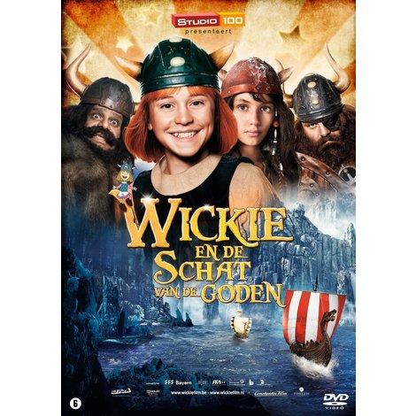 Dvd Wickie: de schat van de Goden