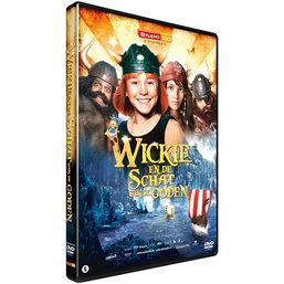 DVD Wickie de schat van de Goden