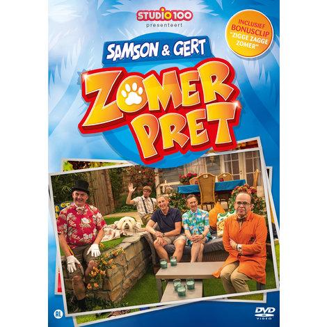 Dvd Samson & Gert: zomerpret