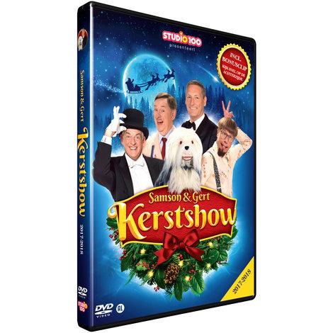 Samson & Gert DVD - Kerstshow 2017/2018
