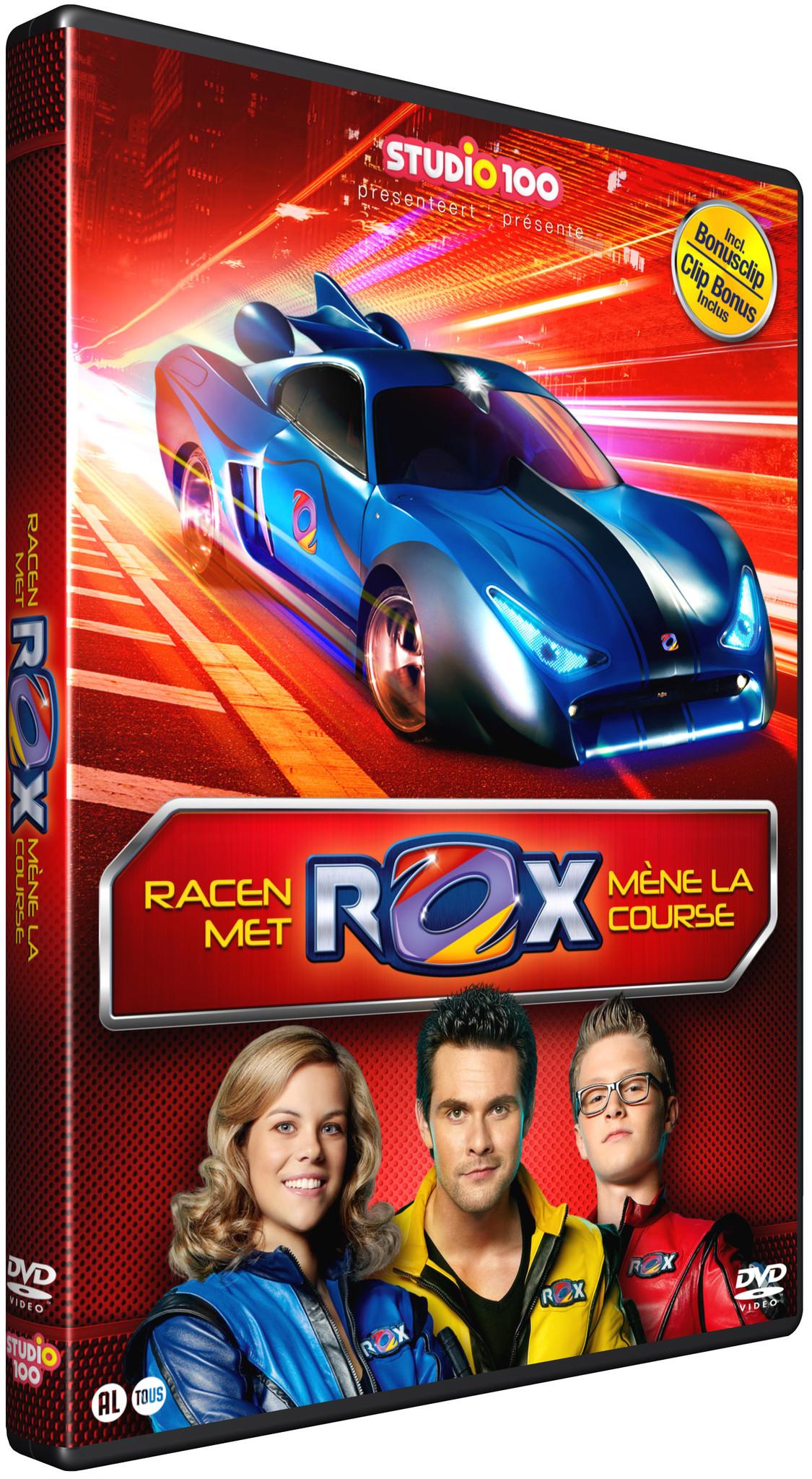 ROX DVD - Rox Mène la Course