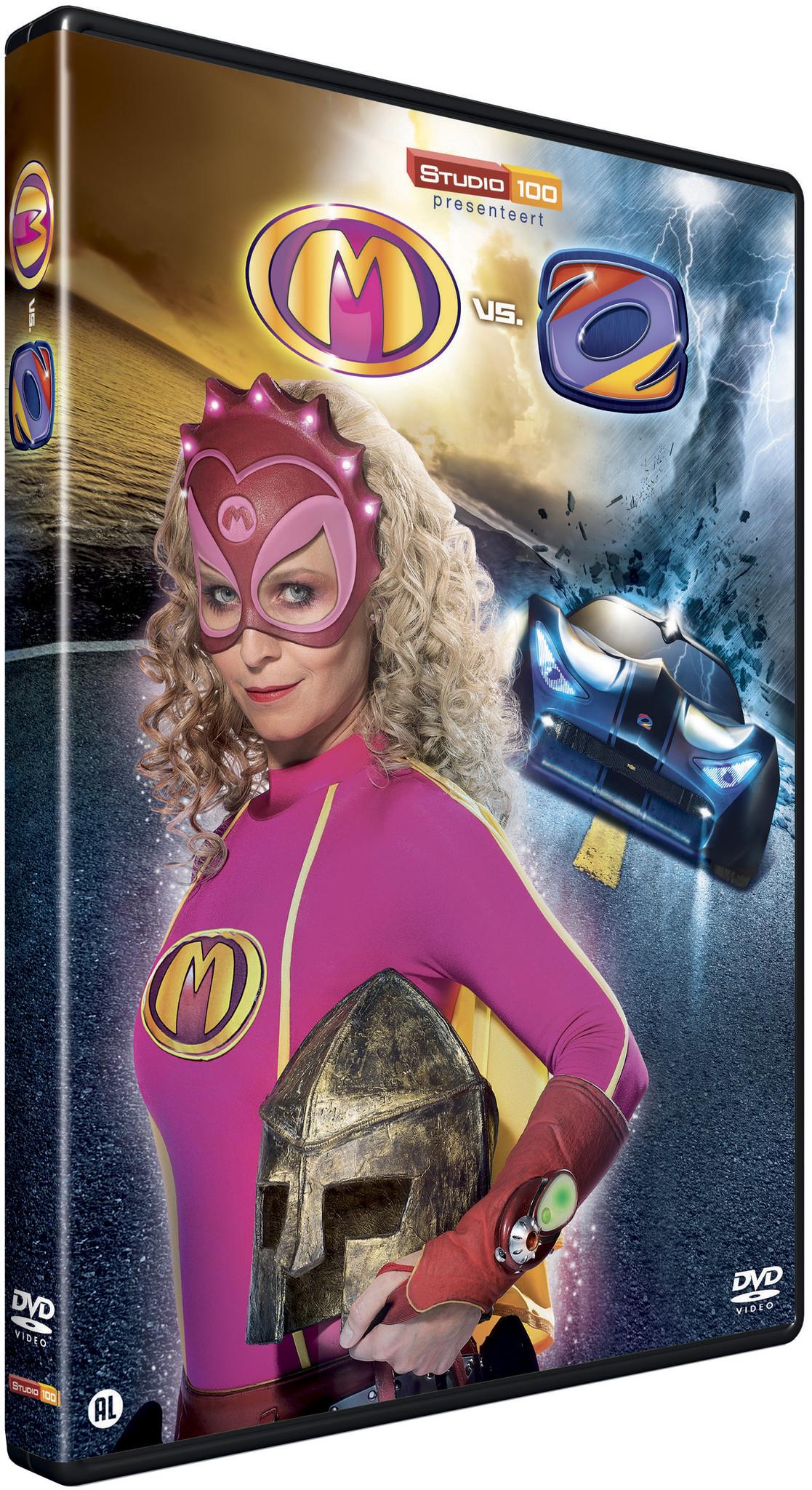 DVD Mega Mindy : Mega Mindy vs Rox