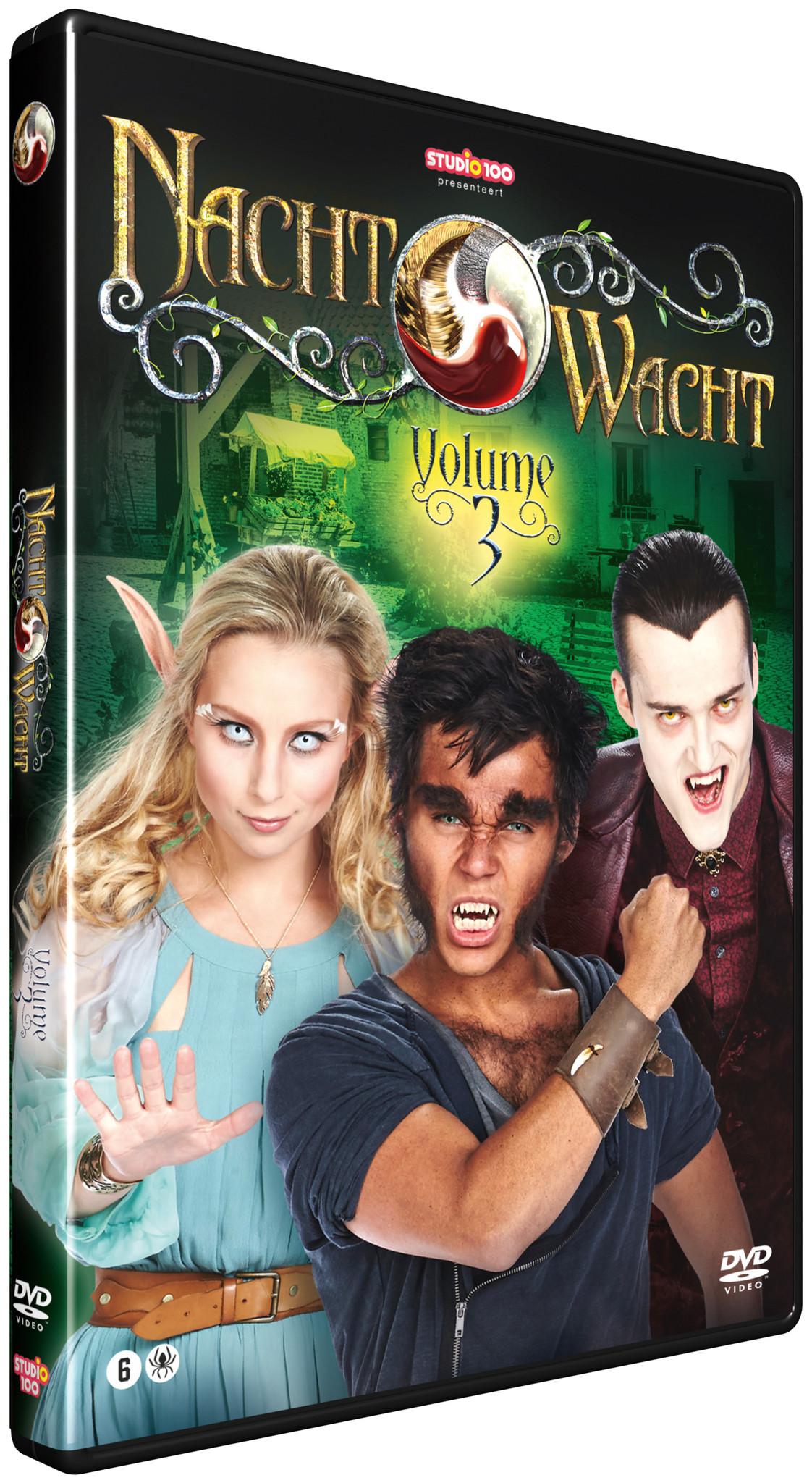 Dvd Nachtwacht: Nachtwacht vol. 3