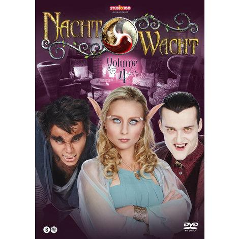 Dvd Nachtwacht: Nachtwacht vol. 4