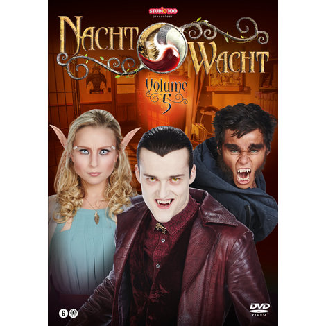 Dvd Nachtwacht: Nachtwacht vol. 5