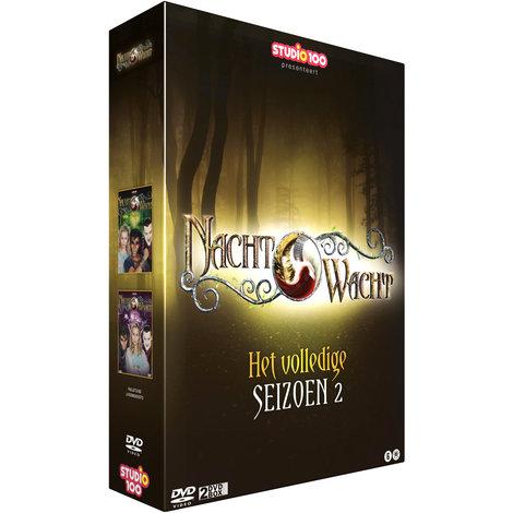 Dvd box Nachtwacht: seizoen 2 compleet