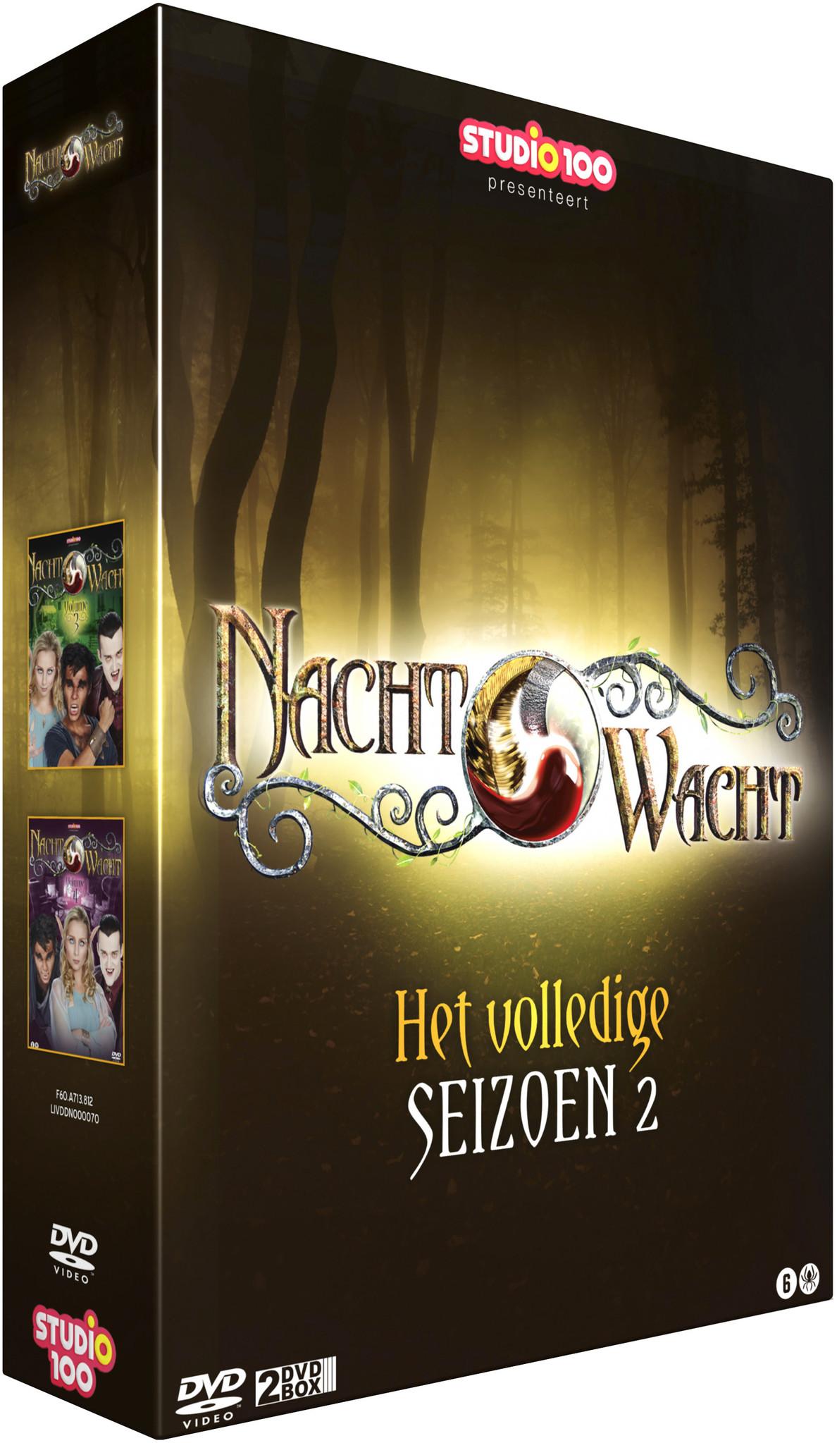 Nachtwacht DVD box - Seizoen 2