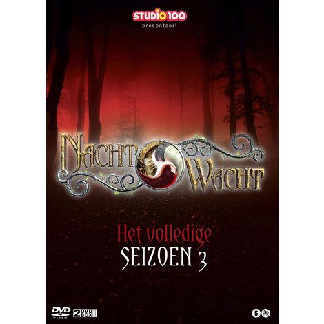 Dvd box Nachtwacht: seizoen 3 compleet