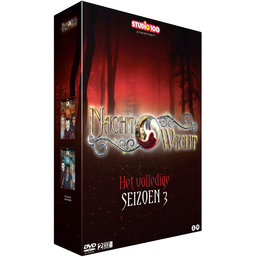 Nachtwacht 2-DVD box - Seizoen 3