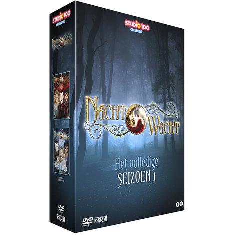 Nachtwacht DVD - Seizoen 1
