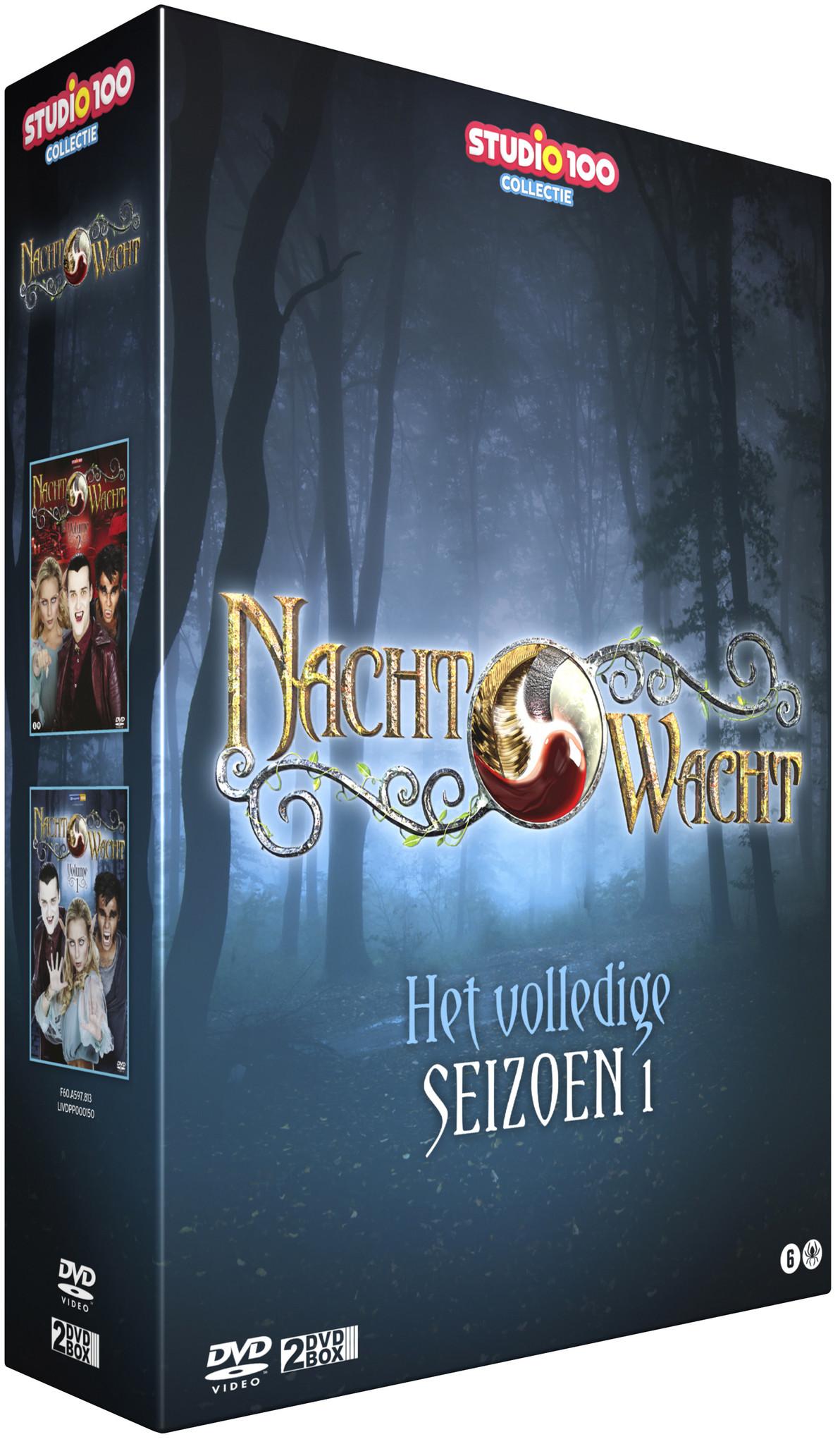 Dvd Nachtwacht: seizoen compleet