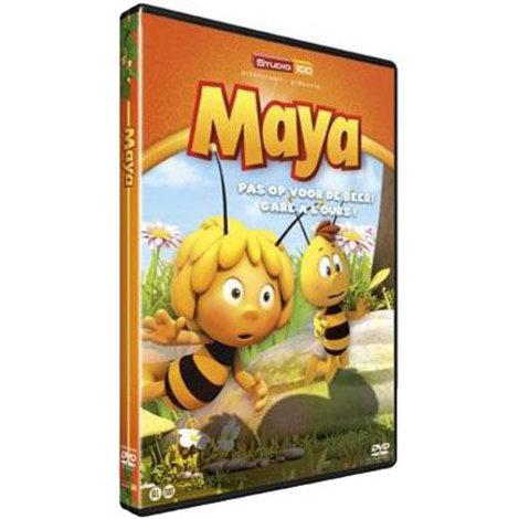 Maya de Bij DVD Pas op voor de Beer