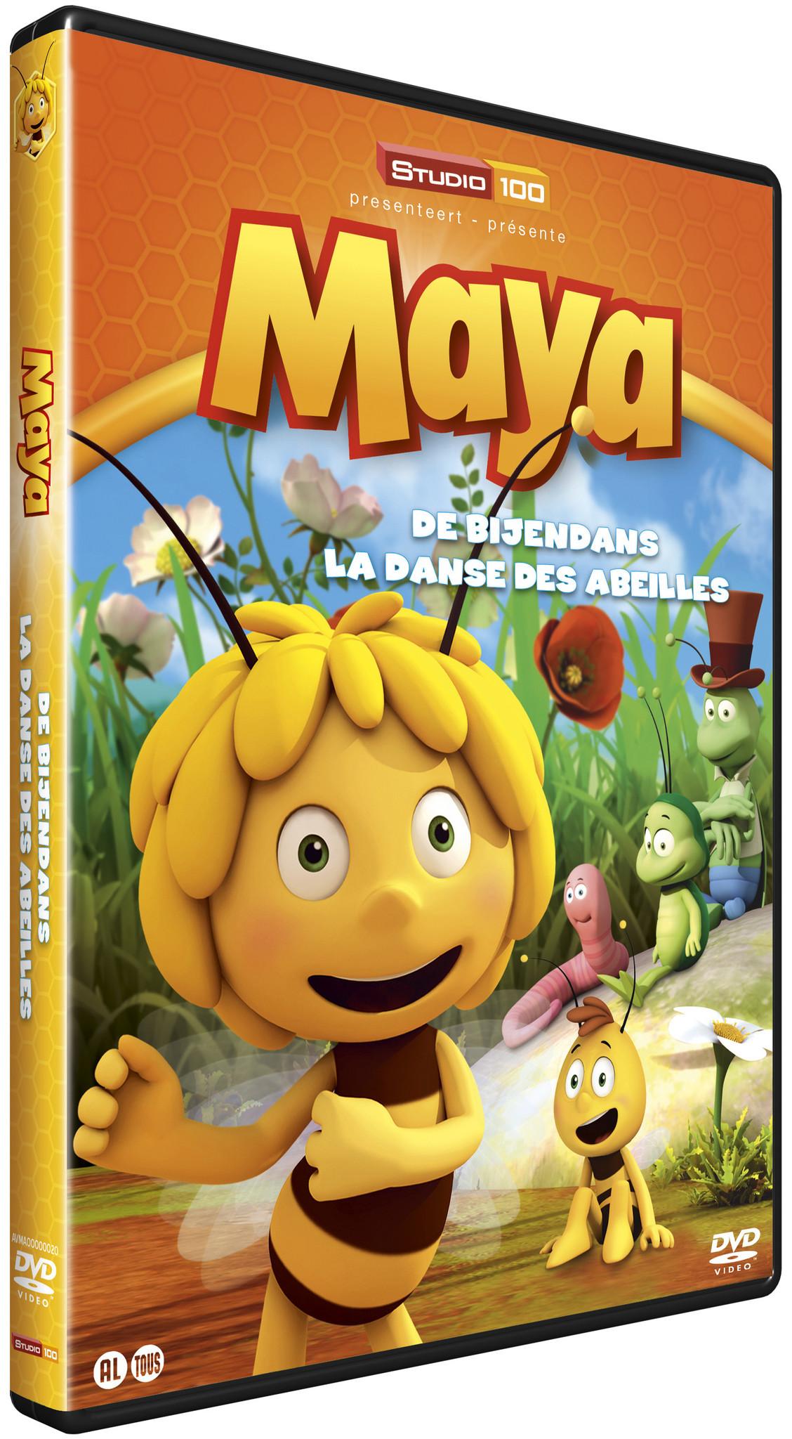 Maya DVD - La danse des Abeilles