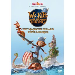 DVD Wicky de Viking - Het magische zwaard