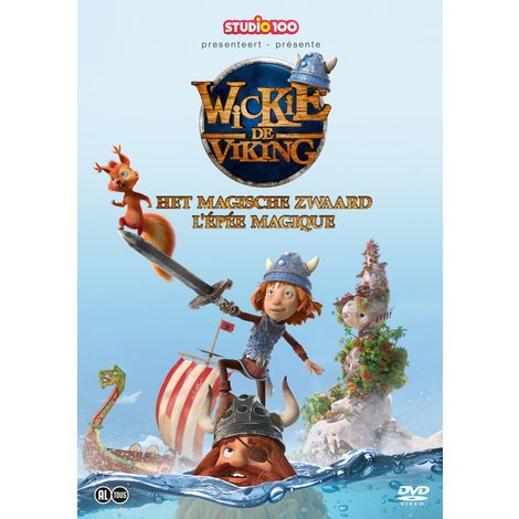 DVD Wicky the Viking - The magic sword
