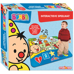 Tapis de jeu interactif Bumba