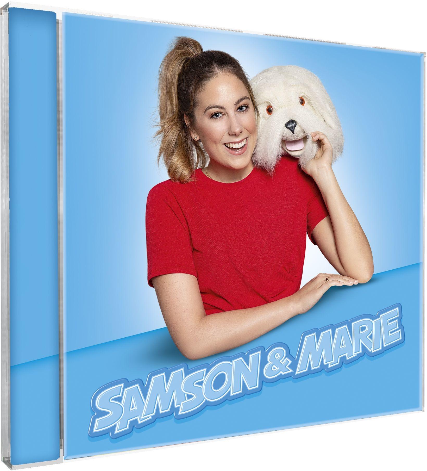 Cd Samson en Marie
