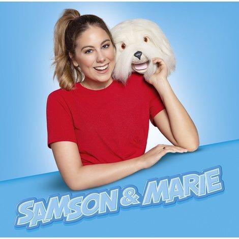 Cd Samson et Marie