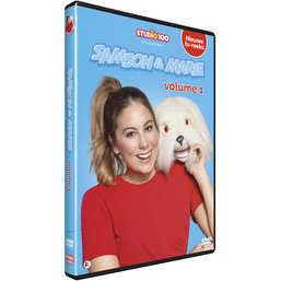 Dvd Samson and Marie: vol. 1
