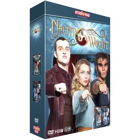 DVD Box Nachtwacht: Film/Show