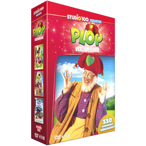 DVD Box Plop: Film/Show