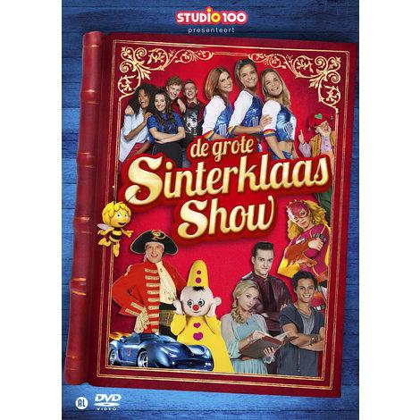 Dvd Studio 100: Grote Sinterklaasshow