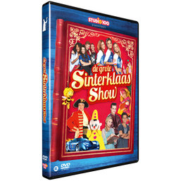 DVD Studio 100 : Grand spectacle de Sinterklaas