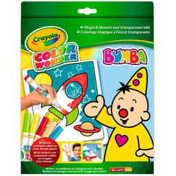 Color Wonder box Bumba Crayola