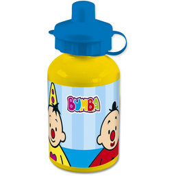 Drinkfles Bumba geel: 250 ml