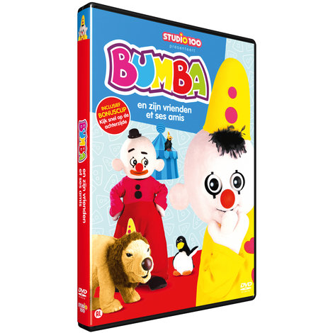 Bumba DVD - Bumba en zijn vrienden
