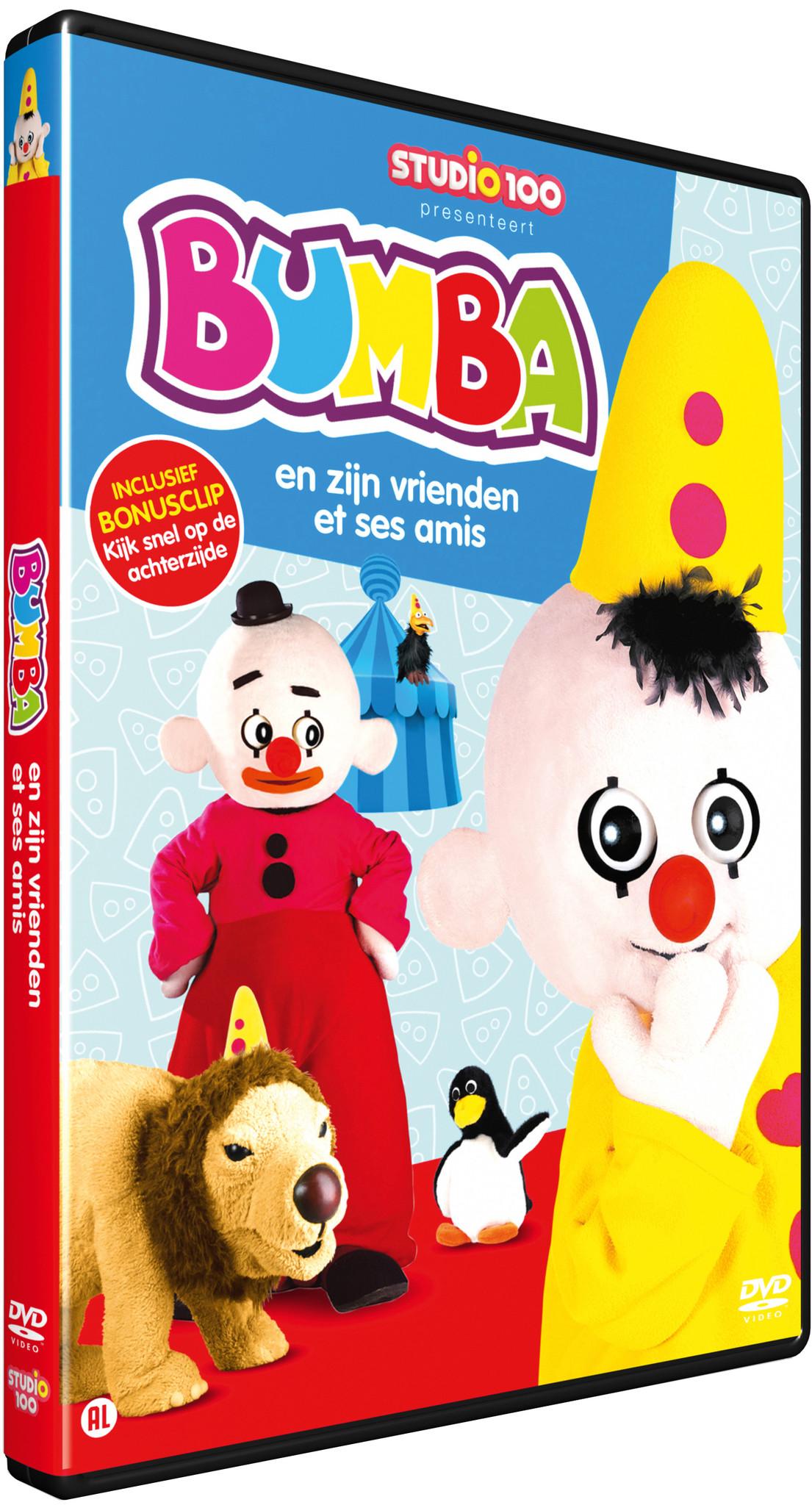 Bumba DVD - Bumba et ses amis vol. 1