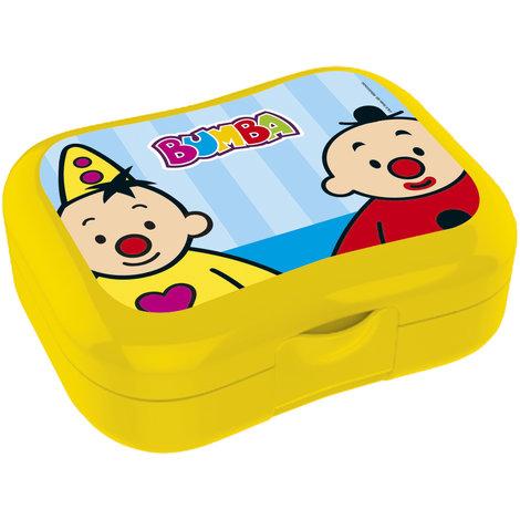 Lunchbox Bumba geel