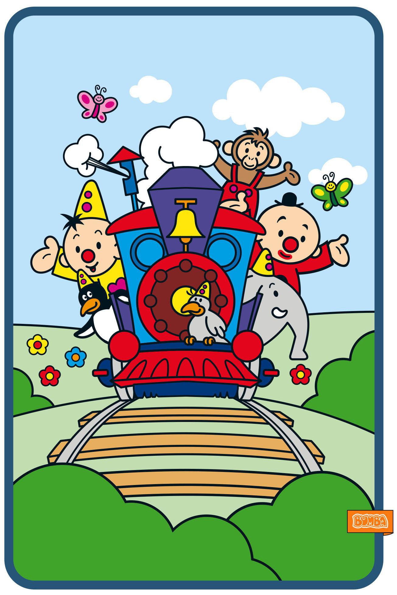Plaid Bumba trein