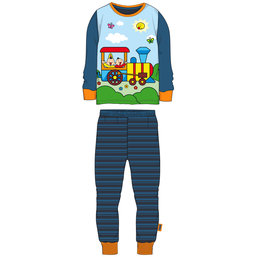 Pyjama Bumba trein