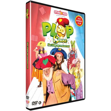 Kabouter Plop DVD - Het Plop-up restaurant