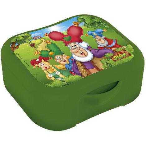 Koekendoosje Plop groen