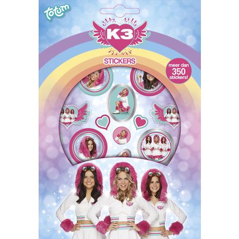 Stickerboek K3