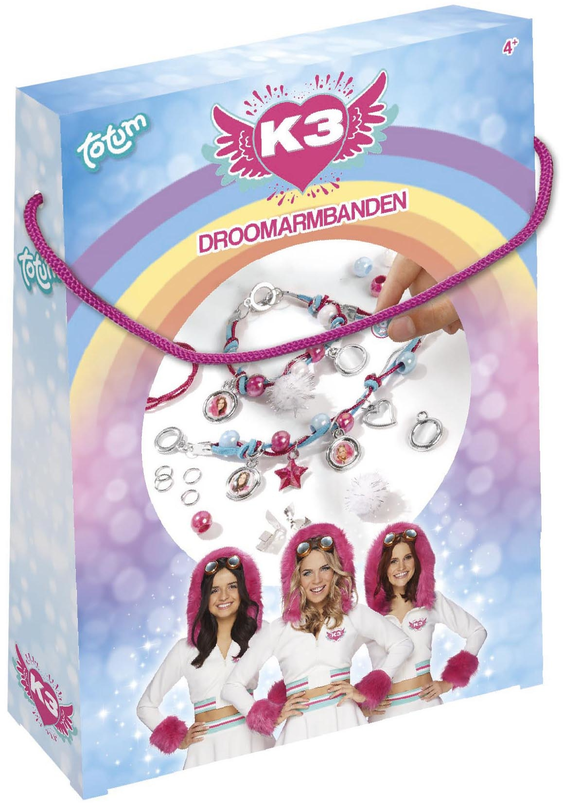 Droomarmbanden K3