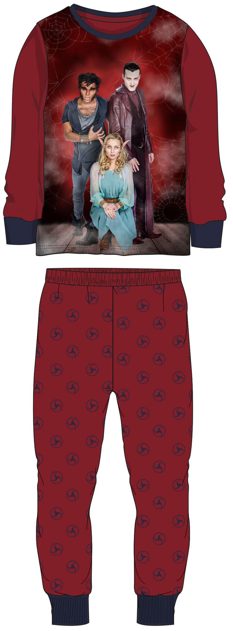 Pyjama Nachtwacht logo