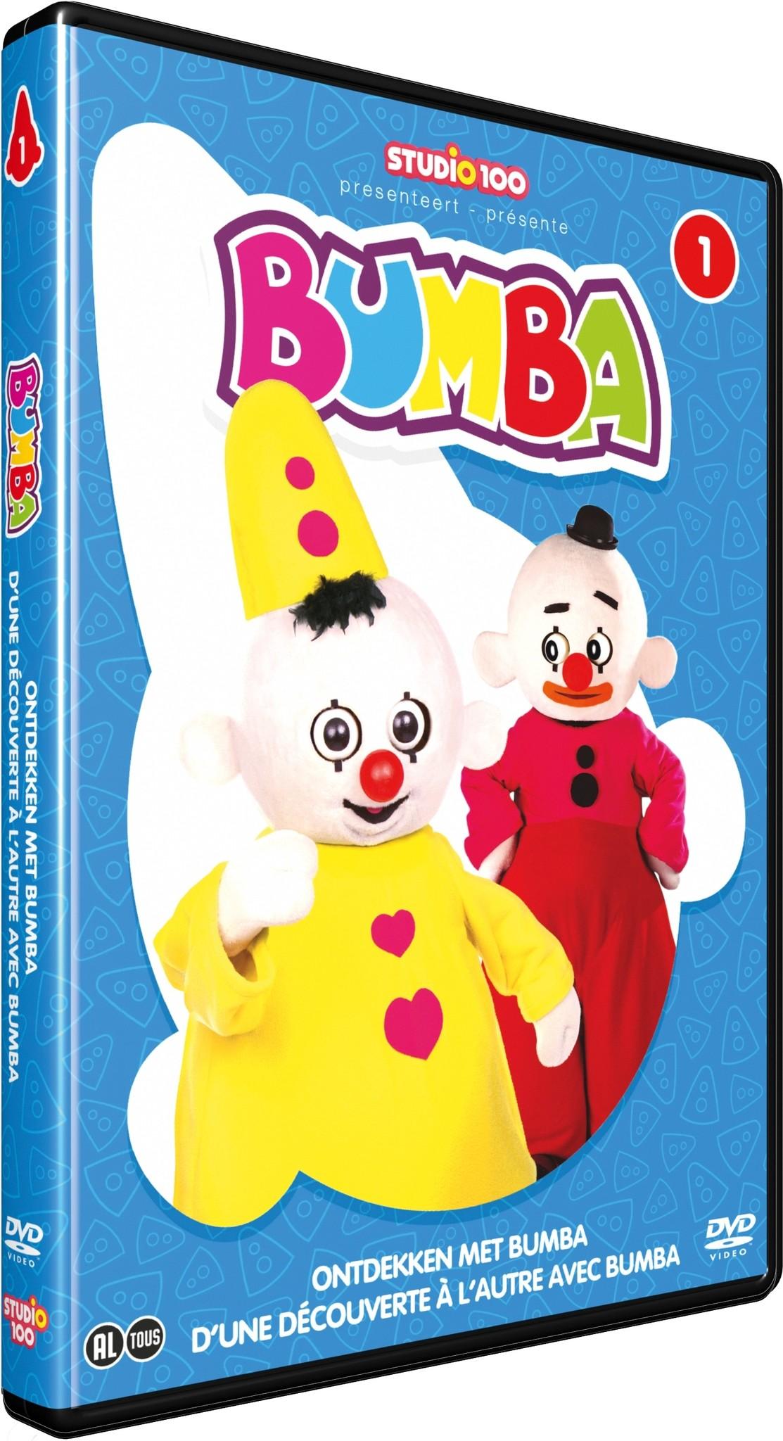 Dvd Bumba: ontdekken met Bumba