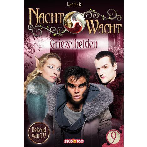 Boek Nachtwacht: Griezelhelden