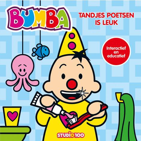 Boek Bumba: Tandenpoetsboek