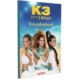 Vriendenboek K3: dans van de Farao
