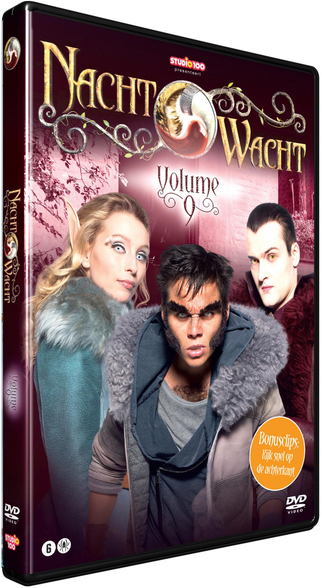 Nachtwacht DVD: Nachtwacht vol. 9